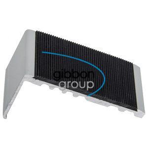 IF71 71mm Slimline Aluminium Stair Nosing