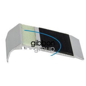 IF83D Super Glo Aluminium Stair Nosing