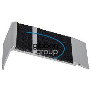 IF82D Abrasive Aluminium Stair Nosing