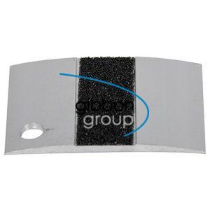 Aluminium Slimline Expansion Joint - 4 sizes available