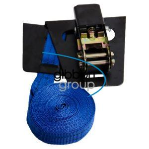IF4018 Plank Ratchet Blue - Tied Down Strap Floor Clamp