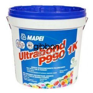 Mapei P990 Ultrabond Wood Flooring Adhesive - 15kg drum