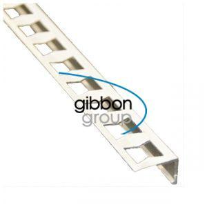 IT048 - Trim Ceramic Angle 12mm - 3000 Aluminium - Fixed Tile