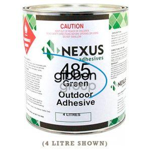Nexus 485 Outdoor Adhesive - 4L